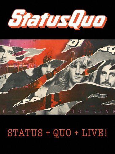 Status Quo - Status Quo Live: Super Deluxe