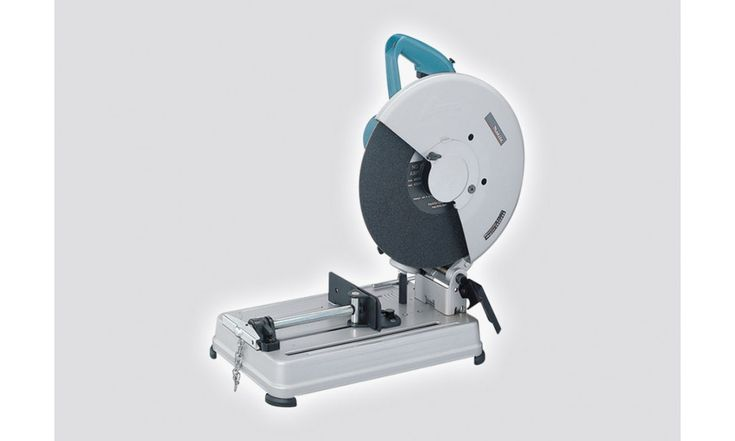 Makita ABRASIVE CUT OFF SAW 2414EN - Providing the same cutting capacity as based model 2414NB and Quick release vice.