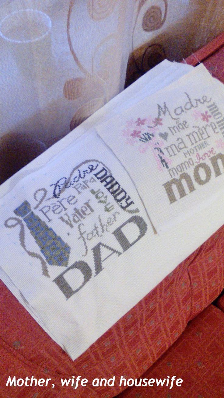 """Desafio """"Love You Dad"""" e """"Love You Mom"""""""