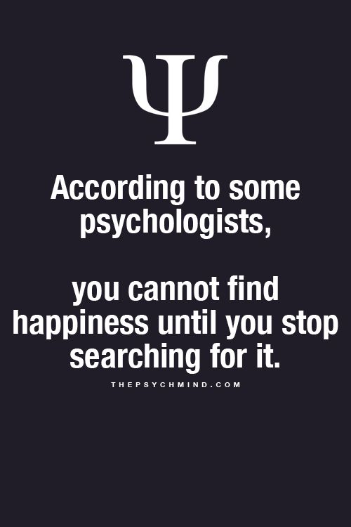 Fun Psychology facts here!