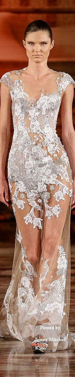 Toufic Hatab Couture CollectionFall-winter 2014-2015
