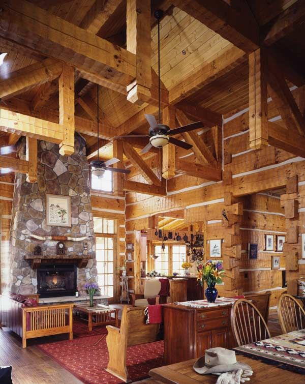 17 Best Images About Rustic Fireplaces N Mantels On