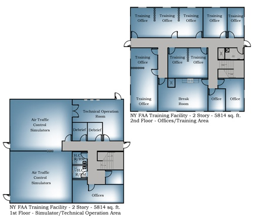 how to find total square footage