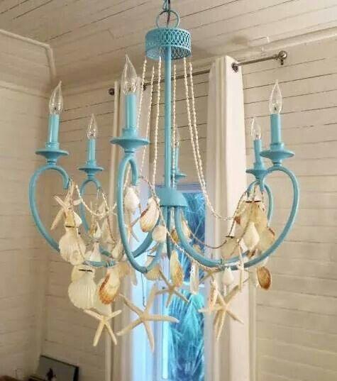 Should we paint your chandelier?