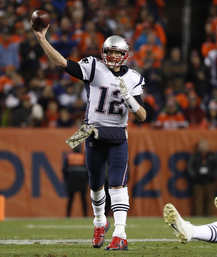 The New England Patriots take on the Denver Broncos in a regular season game at Sports Authority Field at Mile High on Sunday, November 12, 2017.
