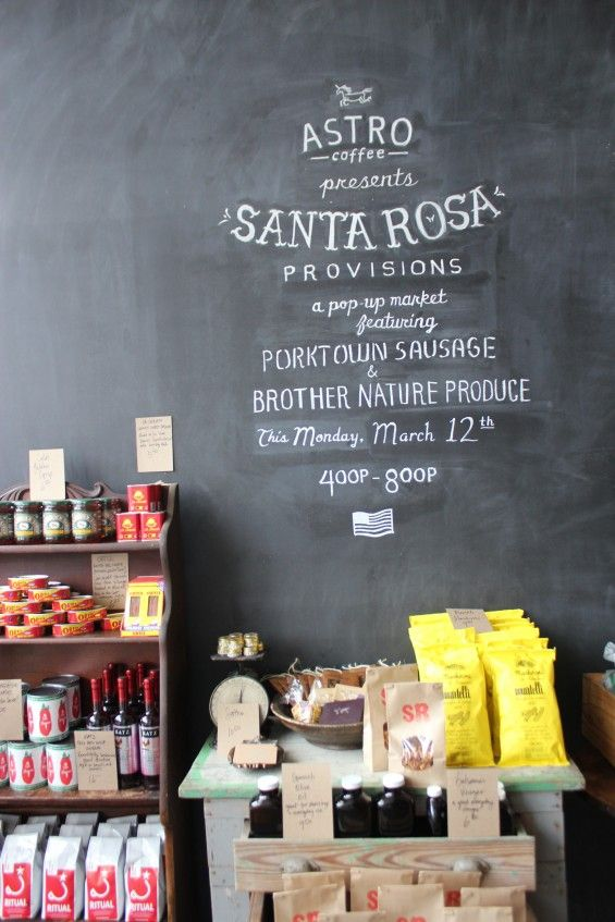 santa rosa pop up market and cafe