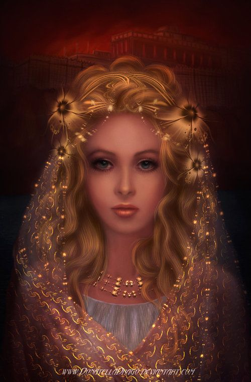 Flemeth The Maiden Of The Night Daughter Of Ysolda The Enchantress Of Light