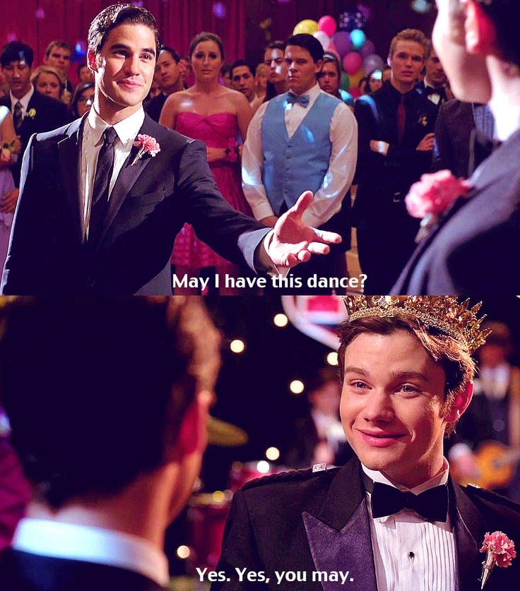 Prom dress quotes kurt