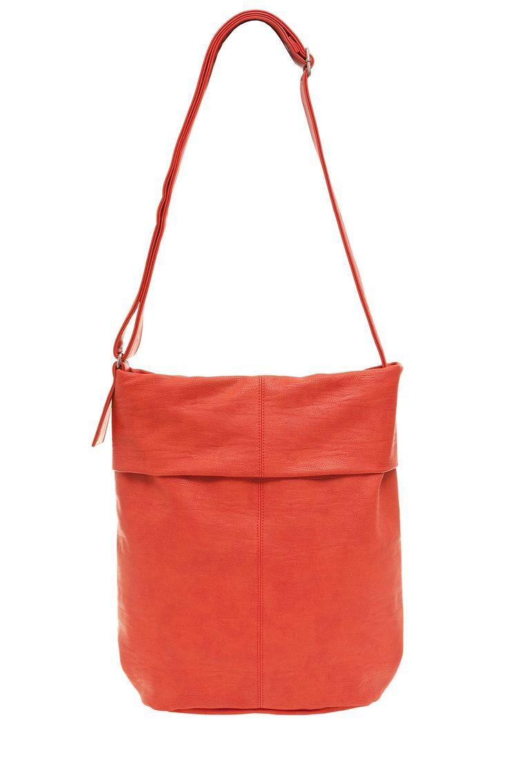 Frauentaschen :: MADEMOISELLE :: M14   ZWEI Taschen Handtasche :: koralle :: Shopper :: lederfrei