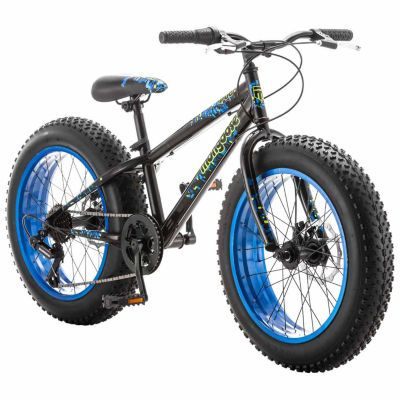 """FREE SHIPPING AVAILABLE! Buy Mongoose Pug Fat Tire 20"""" Boys Bike at JCPenney.com today and enjoy great savings. Available Online Only!"""