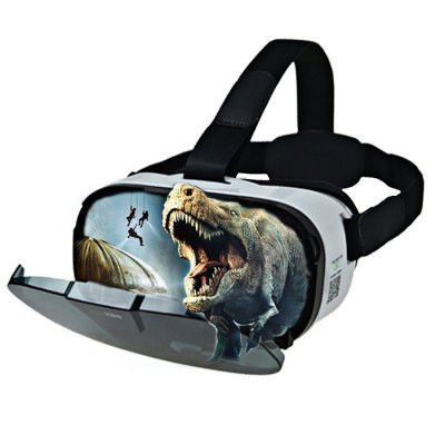 FIIT+VR+3D+Virtual+Reality+Glasses+Helmet+Lightweight+Ergonomic+Design+–+WHITE+A…