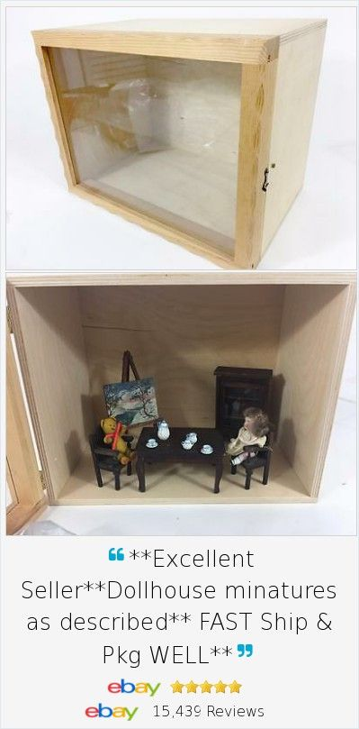 Miniature Children S Bedroom Room Box Diorama: 18 Best Connecting You With Dollhouse Miniatures Images On