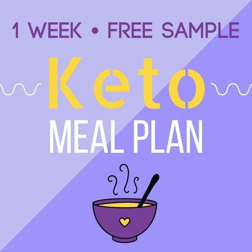 Keto meal plan - low carb meals + recipes planned out. This sample plan is what you'll get with our keto diet meal plan app. Subscribe today! 1 week free.