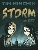 Cover image for Storm [graphic novel]