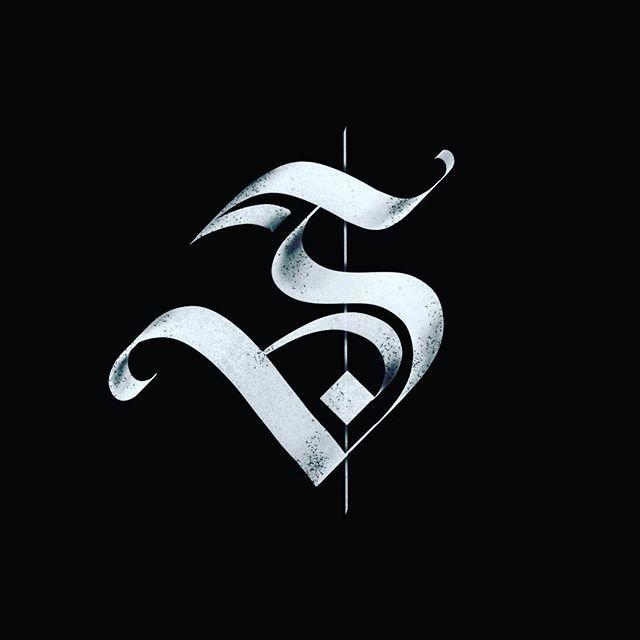 Letter A Logo Set: S // 36 Days Of Type...@36daysoftype / @kerumba