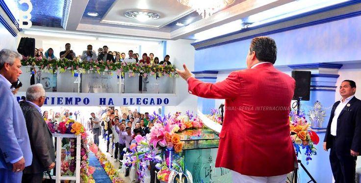 Berea Internacional es el medio de comunicación oficial de la Iglesia La Luz del Mundo. Ve las noticias mas relevantes de las actividades de la Iglesia.