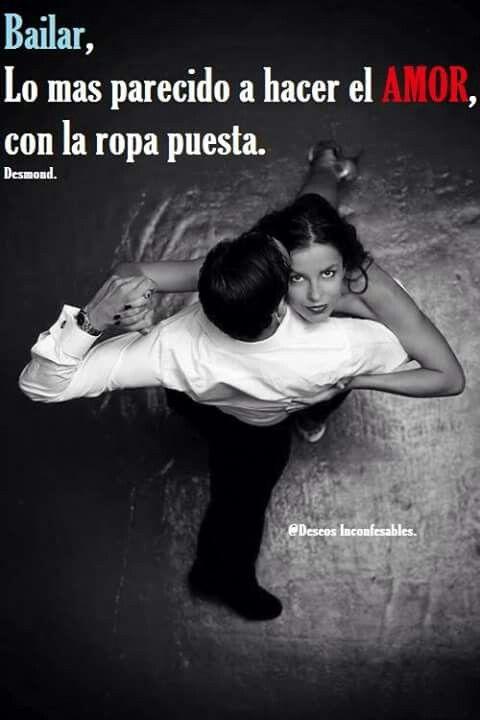 Bailar, otra formar de amar