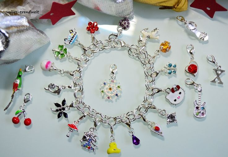Adventskalender Charms