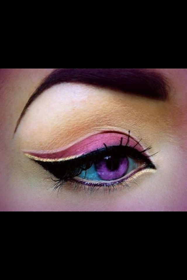 Beautiful Colors & Cool Contacts