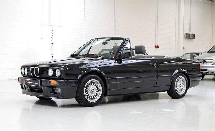 #BMW #325i #E30 #Cabrio #Cabriolet #Convertible #MTech #MTech2
