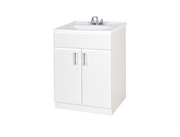 Cuve à lavage 24 x 21 pouces - Vanité 24 pouces et moins - Meubles-lavabos vanités - Mobiliers de salle de bain - Salles de bain - Produits - Bain Dépôt