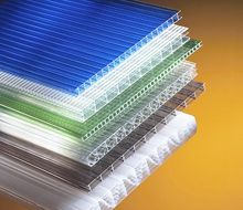 Kapoor Plastics is the prime leader in the supplying multiwall‪ polycarbonate sheets‬ as per customer needs. These sheets are durable, unbreakable and lightweight. Call us for the best prices.