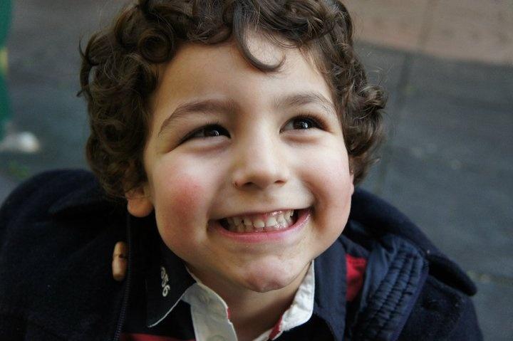 Mi sobrino Jose Luis