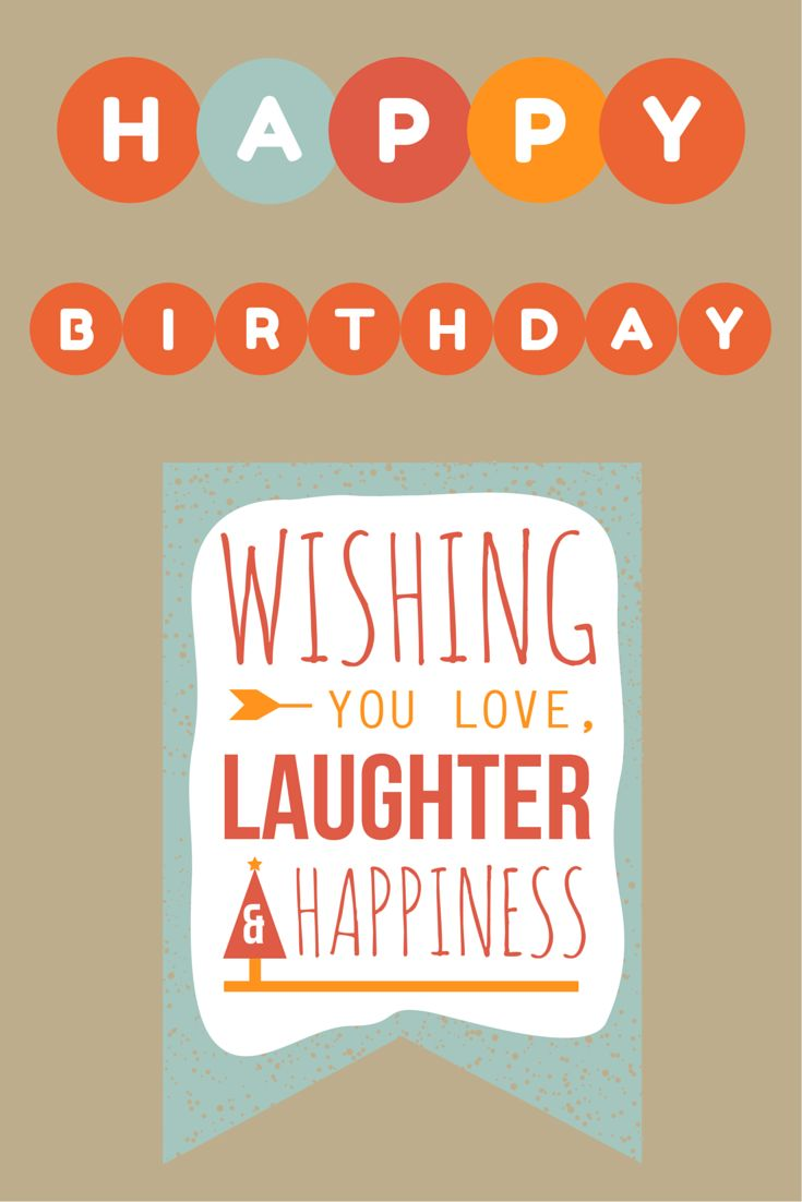 113 best birthday greetings images on pinterest birthdays 15 birthday cards to pin and share kristyandbryce Choice Image