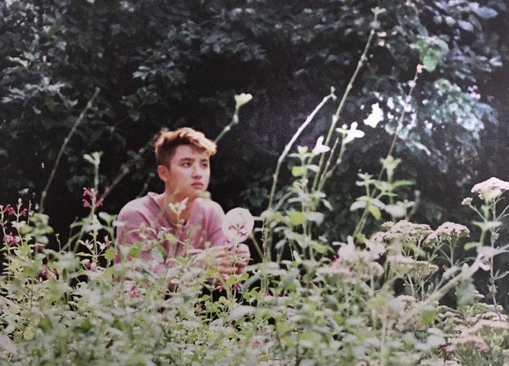 [SCAN] D.O. For #EXO #THEWAR #KOKOBOP Album Contents