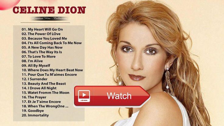 Celine Dion Top Songs 17 Best Songs Of Celine Dion Cover Playlist  Celine Dion Top Songs 17 Best Songs Of Celine Dion Cover Playlist