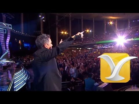 Alejandro Sanz - Viviendo deprisa - Festival de Viña del Mar 2016