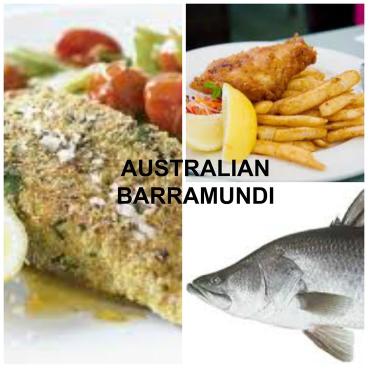 Barramundi - Grill it, Bake it, Batter it! Delicious light and flaky.