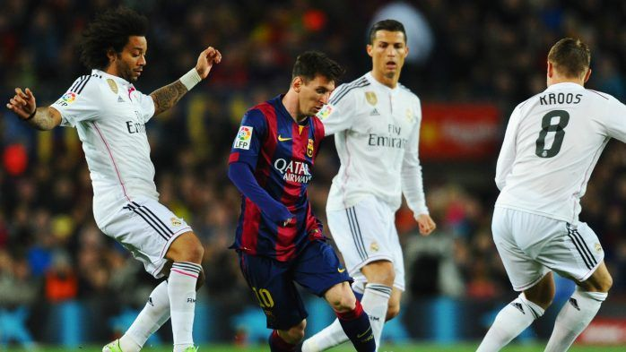 Barcelona vs Real Madrid en vivo 23/12/2017 - Ver partido Barcelona vs Real Madrid en vivo online 23 de diciembre del 2017 por LaLiga Española. Resultados horarios canales y goles.
