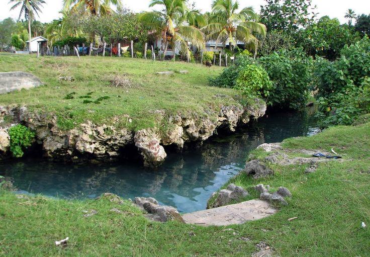 Vai Ko Niutoua Pool - Niuatoputapu NTT for short this island in Tonga is closer to Samoa than Tonga