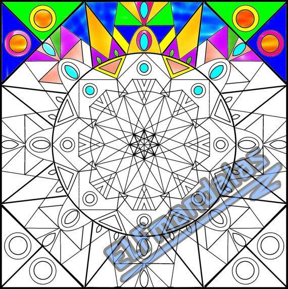 25 best ideas about mandala adulte on pinterest mandala colorier adulte art adulte and - Mandala adulte ...