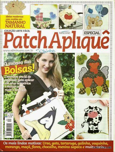1 arte facil patch aplique 4 - maria cristina Coelho - Álbuns da web do Picasa