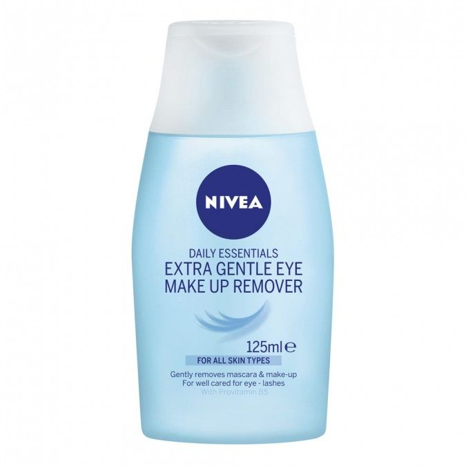 Nivea Daily Essentials Extra Gentle Eye Make-Up Remover 125 mL