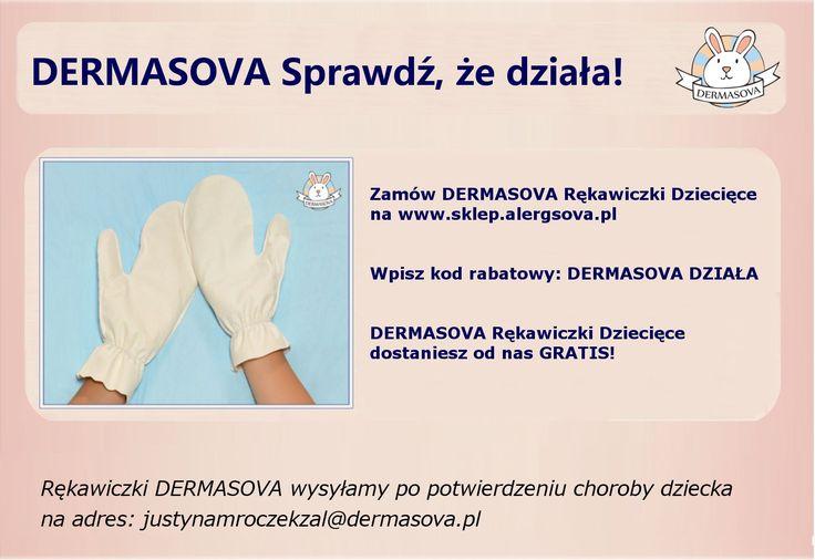 Zapraszamy! Sprawdź że Dermasova to Działa! #atopowe #arabat #promocja #bezpłatna akcja