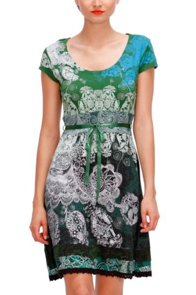 Vestito Desigual Liz - just bought this dress. Just got to buy shoes now.