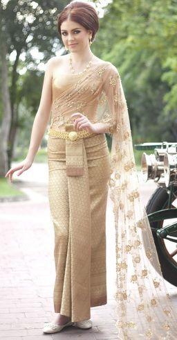 New Thai dress