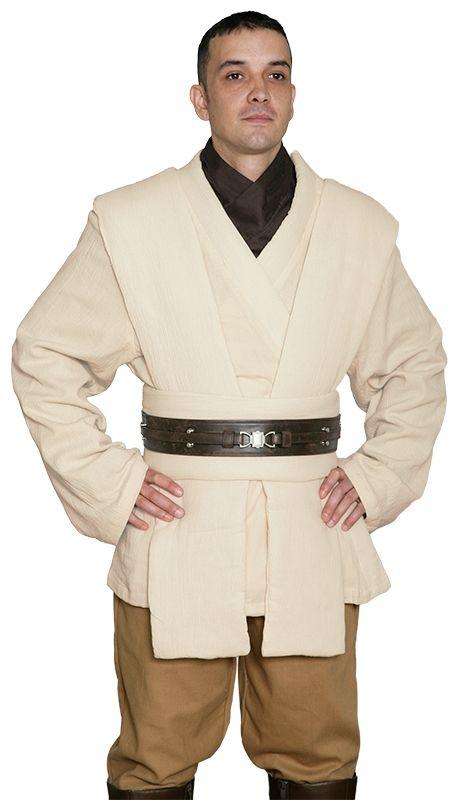 STAR WARS : Costumes and Toys : Star Wars Obi-Wan Kenobi Costume - Body Tunic only - Replica Star Wars Costume
