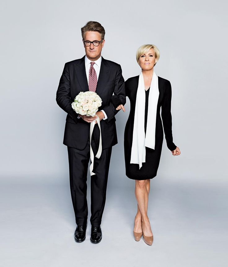 Joe and Mika (and Donald): A Beltway Love Story
