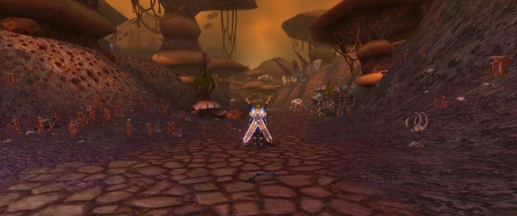 Despite being released over 12 years ago the Plaguelands still feel like some of the most dangerous areas in the game. #worldofwarcraft #blizzard #Hearthstone #wow #Warcraft #BlizzardCS #gaming