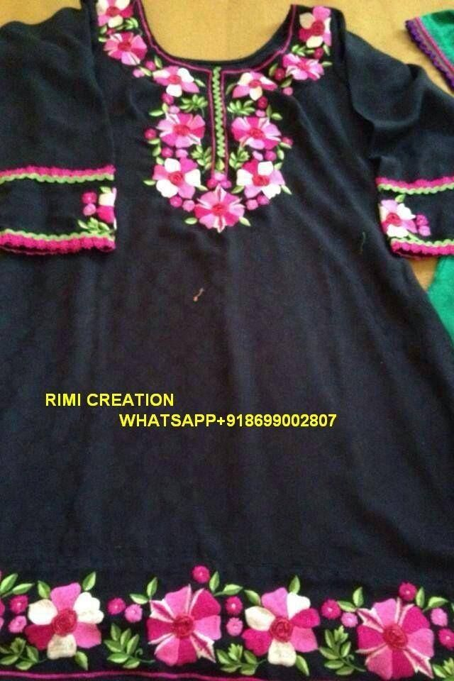 Dear Friend  & Buyers can contact us at our +91-9878102807  Whatsapp: +918699002807 Kindly Visit & join our facebook Page https://www.facebook.com/PunjabiSuitsAndDegins?ref=hl  latest update in ladies dressesThanks... RIMI CREATION