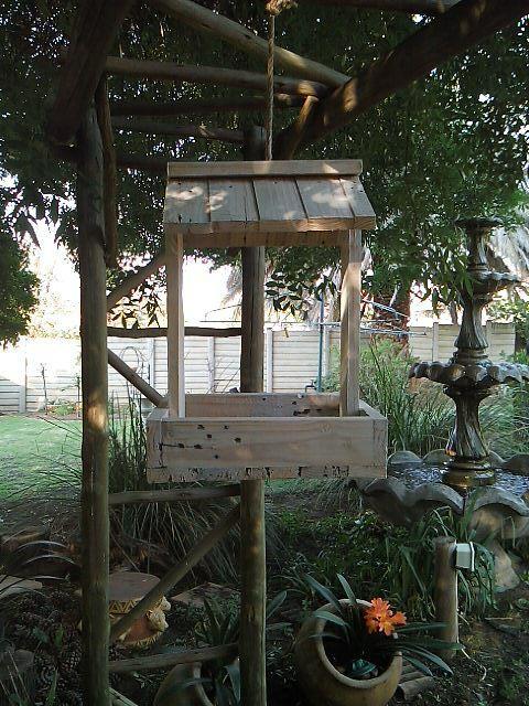 Parys Rustic Décor - Bird feeders