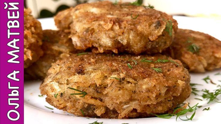 Постные Котлеты из Капусты, Очень Сочные и Вкусные | Lenten Cabbage Cutl...