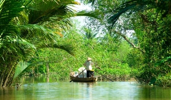 Delta Mekongului – o comoară pe cale de dispariţie