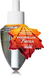 Marshmallow Fireside Wallflowers Fragrance Refill - Home Fragrance 1037181 - Bath & Body Works