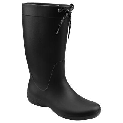 Compre Bota Crocs Freesail Rain Boot Preto na Zattini a nova loja de moda online da Netshoes. Encontre Sapatos, Sandálias, Bolsas e Acessórios. Clique e Confira!