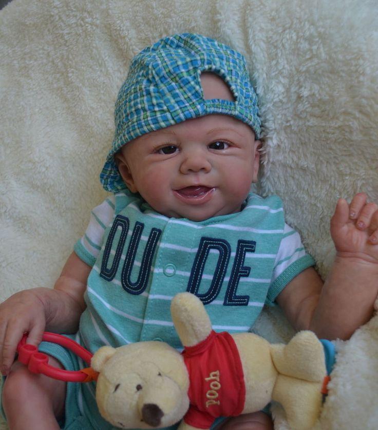 Ooak Reborn newborn baby boy reborn baby Tommy art boy doll baby doll | Dolls & Bears, Dolls, Reborn | eBay!
